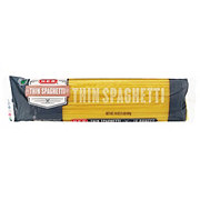 H-E-B Select Ingredients Thin Spaghetti