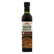 H-E-B Select Ingredients Toasted Sesame Oil
