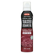 H-E-B Select Ingredients Toasted Sesame Oil No Stick Cooking Spray