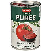 H-E-B Select Ingredients Tomato Puree