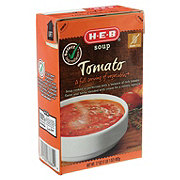 H-E-B Select Ingredients Tomato Soup