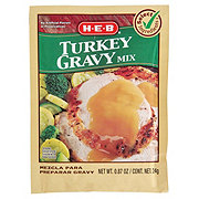 H-E-B Select Ingredients Turkey Gravy