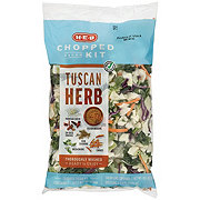 H-E-B Select Ingredients Tuscan Herb Chopped Salad Kit