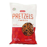 H-E-B Select Ingredients Twists Pretzels