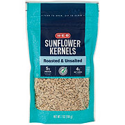 H-E-B Select Ingredients Unsalted Sunflower Kernels