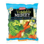 H-E-B Select Ingredients Vegetable Medley