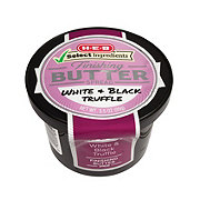 H-E-B Select Ingredients White and Black Truffle Finishing Butter