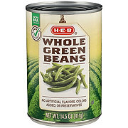 H-E-B Select Ingredients Whole Green Beans