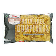 H-E-B Select Ingredients Yolk Free Dumplings Noodles