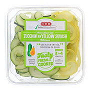H-E-B Select Ingredients Zucchini and Yellow Squash Ribbons