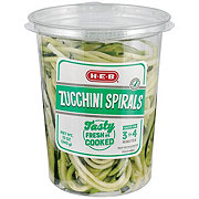 H-E-B Select Ingredients Zucchini Spirals