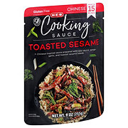 H-E-B Select IngredientsToasted Sesame Cooking Sauce