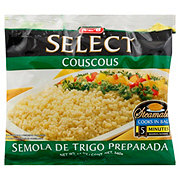 H-E-B Select Steamable Couscous Plain