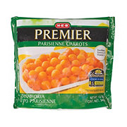 H-E-B Select Steamable Parisienne Carrots