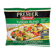 H-E-B Select Steamable Sauced Tuscan Blend