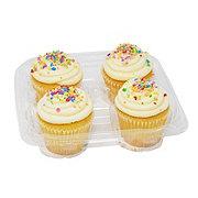 H-E-B Sensational Birthday Cake Cupcakes