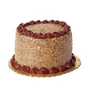 H-E-B Sensational German Chocolate Cake