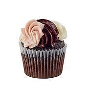 H-E-B Sensational Neapolitan Cupcake