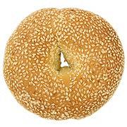 H-E-B Sesame Seed Bagel