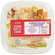 H-E-B Shake, Rattle & Bowl Chicken Caesar Salad