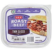 H-E-B Shaved Roast Beef