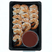H-E-B Shrimp Cocktail Tray