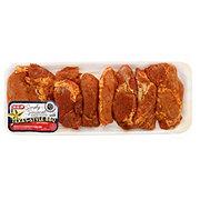 H-E-B Simply Seasoned Texas Style Boneless Pork Ribs