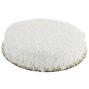 H-E-B Single Layer Coconut Cake