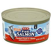 H-E-B Skinless Boneless Pink Salmon