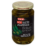 H-E-B Sliced Hot Jalapeno