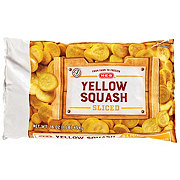 H-E-B Sliced Yellow Squash