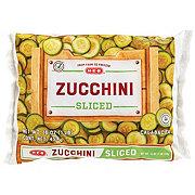 H-E-B Sliced Zucchini