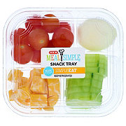 H-E-B Small Veggie Cheese and Egg Snack Tray