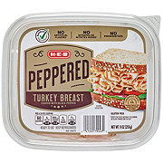 H-E-B Smoked Peppered Turkey Breast