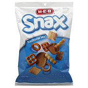 H-E-B Snax Traditional Mix