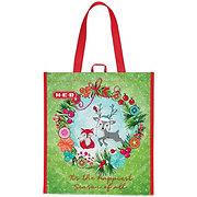 H-E-B Snow Day Christmas Bag