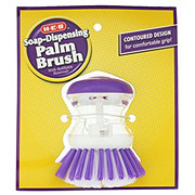 H-E-B Soap Dispensing Palm Brush