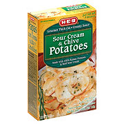 H-E-B Sour Cream & Chive Potatoes