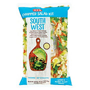 H-E-B Southwest Chopped Salad Kit
