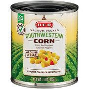 H-E-B Southwestern Corn