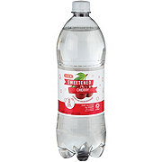 H-E-B Sparkling Cherry Water Beverage