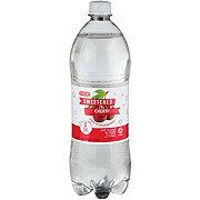 H-E-B Sparkling Cherry Water Beverage