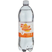 H-E-B Sparkling Mandarin Orange Water Beverage