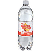 H-E-B Sparkling Sweetened Peach Water Beverage