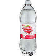 H-E-B Sparkling Sweetened Strawberry Water Beverage