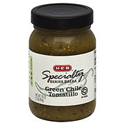 H-E-B Specialty Series Green Chile Tomatillo Salsa