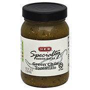 H-E-B Specialty Series Green Chile Tomatillo Salsa