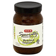 H-E-B Specialty Series Roasted Salsa