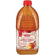H-E-B Spiced Orange Apple Cider