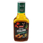 H-E-B Spicy Italian Dressing